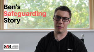 Ben's Safeguarding Story Overcoming Abuse